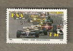 Stamps Africa - South Africa -  Formula 1