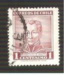 Stamps : America : Chile :  INTERCAMBIO