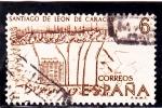 Stamps Spain -  SANTIAGO DE LEÓN- CARACAS (32)