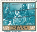 Stamps : Europe : Spain :  SAGRADA FAMILIA DEL PAJARITO  (32)