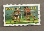 Stamps South Africa -  Futbol