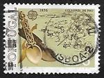 Stamps Europe - Portugal -  Cucharas de palo