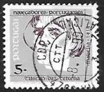 Sellos de Europa - Portugal -  Tristão Vaz Teixeira