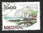 Sellos de Europa - Portugal -  Cape Girao, Madeira