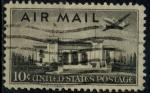 Sellos de America - Estados Unidos -  USA_SCOTT C34 $0.2