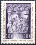 Stamps : Europe : Liechtenstein :  DANIEL  Y  LOS  LEONES