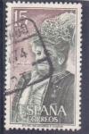 Stamps Spain -  EMILIA PARDO BAZAN (32)