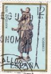 Stamps Spain -  NAVIDAD-76 (32)