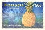 Stamps : Oceania : Papua_New_Guinea :  FRUTAS  TROPICALES.  PIÑA.