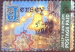 Stamps : Europe : United_Kingdom :  Scott#1011b ja intercambio, 0,90 usd, MPP 2003
