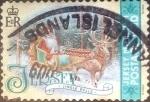 Sellos de Europa - Reino Unido -  Scott#1294e intercambio, 1,40 usd, MPP 2007