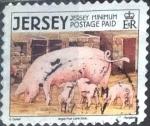 Stamps United Kingdom -  Scott#1335c intercambio, 1,25 usd, MPP 2008