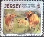 Stamps of the world : United Kingdom :  Scott#1335e intercambio, 1,25 usd, MPP 2008