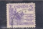 Stamps Spain -  EL CID (32)