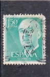 Stamps : Europe : Spain :  GENERAL FRANCO (32)
