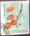 Sellos de Europa - Suiza -  Scott#1250 intercambio, 1,10 usd, 200 cents. 2006