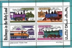 Stamps : Asia : Israel :  PRIMERA  LOCOMOTORA  DE  TIERRA  SANTA