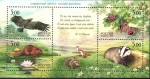 Stamps : Europe : Russia :  FAUNA