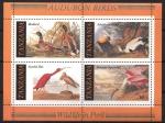 Stamps Tanzania -  BICENTENARIO  DE  AUDUBON