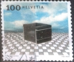 Sellos de Europa - Suiza -  Scott#1169 intercambio, 0,30 usd, 100 cents. 2004