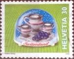 de Europa - Suiza -  Scott#1069 intercambio, 0,35 usd, 30 cents. 2000