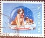 de Europa - Suiza -  Scott#1072 intercambio, 0,60 usd, 70 cents. 2000