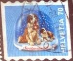 de Europa - Suiza -  Scott#1101 intercambio, 0,40 usd, 70 cents. 2001