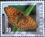 Sellos de Europa - Suiza -  Scott#1127 intercambio, 0,20 usd, 20 cents. 2002