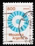 Sellos del Mundo : America : Argentina : Argentina-cambio