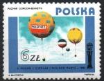 Stamps Poland -  GLOBO  POLONEZ, 1983.