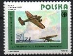 Sellos de Europa - Polonia -  LOS  PZL  P-7