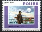 Stamps : Europe : Poland :  VUELOS  SOBRE  EL  ÁRTICO, 1914.
