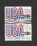 Sellos de America - Estados Unidos -  C75 - USA