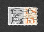 Stamps United States -  C63 - Monumento Americano
