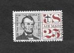 Sellos de America - Estados Unidos -  C59 - Monumento Americano