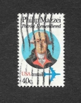 Stamps United States -  Philip Mazzelli