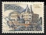 Stamps Portugal -  Palacio de Sintra
