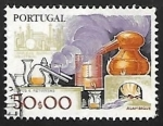 Stamps Portugal -  Alambique