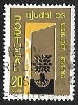 Stamps Portugal -  Ayuda a los refugiados