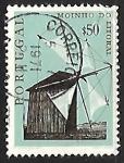 Stamps Portugal -  Molinos de viento