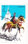 Stamps : Europe : Spain :  PISTOLETE (32)