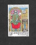 Sellos del Mundo : Europa : España : Edf 2625 - 800 Años de la Fundación de Vitoria