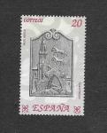 Stamps of the world : Spain :  Edf 3066 - Artesanía Española. Hierro