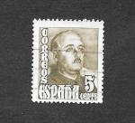 Stamps  -  -  España Usados Años 40