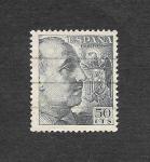 Stamps : Europe : Spain :  Edf 927 - Francisco Franco Bahamonde