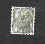 Stamps : Europe : Spain :  Francisco Franco Bahamonde