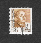 Sellos del Mundo : Europa : España : Edf 1022 - Francisco Franco Bahamonde