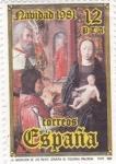 Stamps : Europe : Spain :  NAVIDAD-81 LA ADORACIÓN (32)