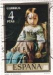 Sellos de Europa - España -  NENA (Rosales) (32)