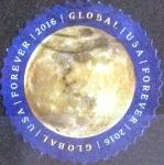 Stamps United States -  Scott#xxxx intercambio, 0,40 usd, global 2016